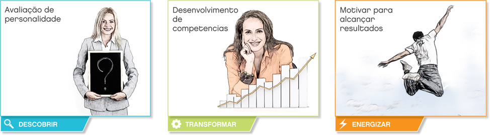 Pro Unicenter - Descobrir, Transformar e Energizar